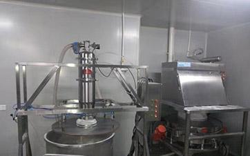 大豆蛋白粉筛分1