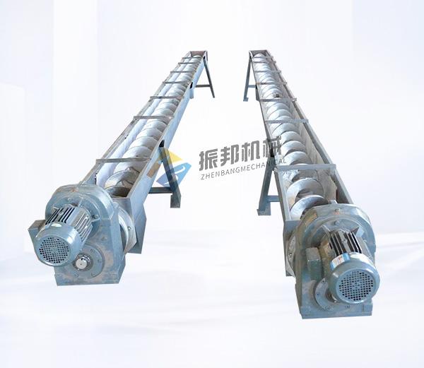 LX螺旋输送机