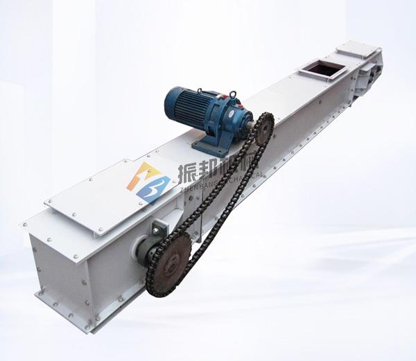 MS埋刮板输送机